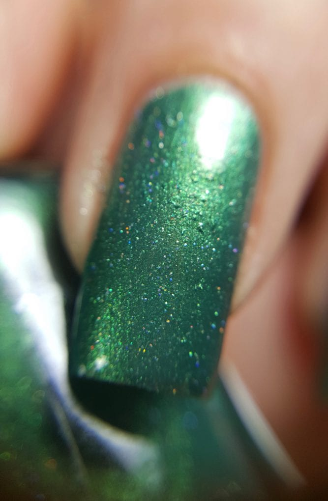 Enchanted Evergreen macro