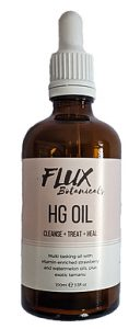 Flux Botanicals HG Oil