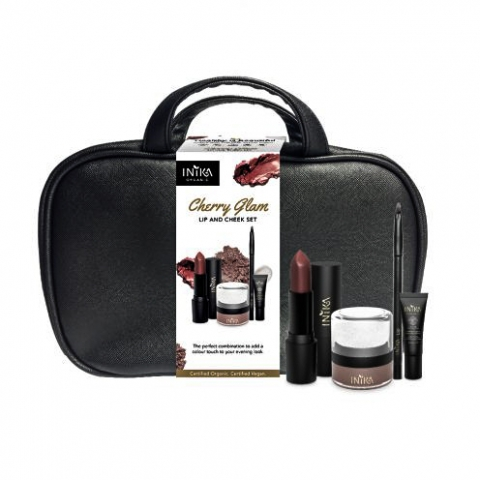 Inika Organic - Lip and Cheek Set