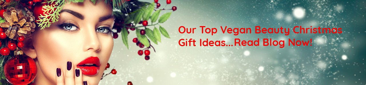 Vegan Beauty Christmas Gift Ideas