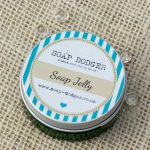 The 'Moulin Rouge' Indie Box - Soap Dodger - Absinthe soap jelly
