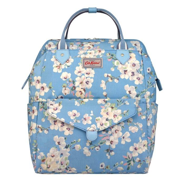 Wellesley Blossom Frame Backpack