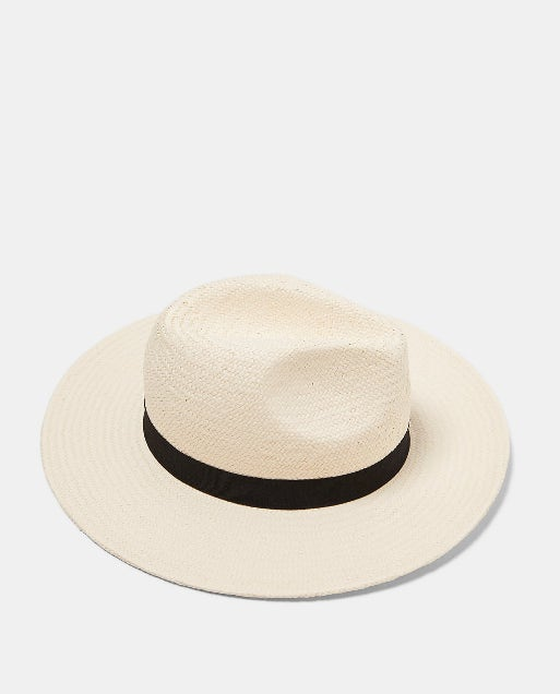Zara - Hat with Black Detail