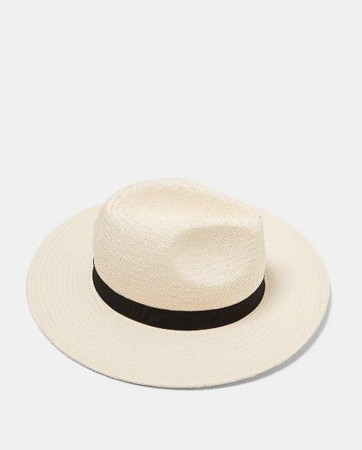 Zara - Hat with Black Detail