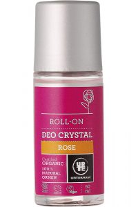 Urtekram Rose Deodorant Crystal Roll-on 50ml