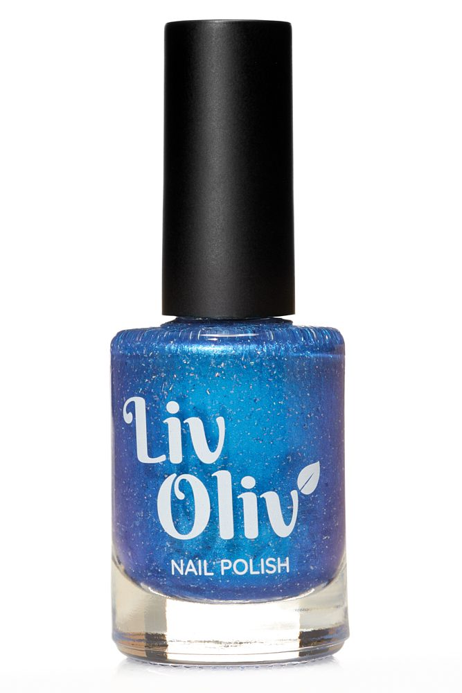 Electric Blue nail Polish