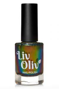 LivOliv Cruelty Free Nail Polish Seven of Diamonds