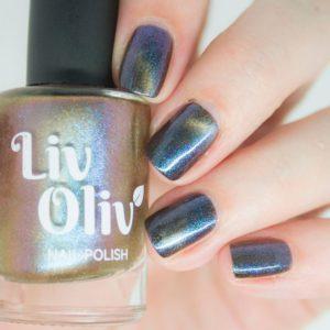 livoliv cruelty free magnetic nail polish chameleon