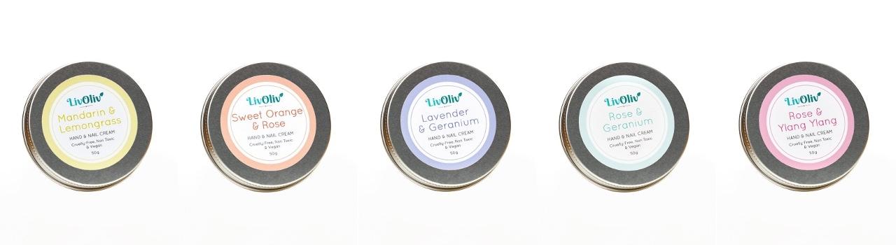 Livoliv Cruelty Free and Vegan Hand Cream