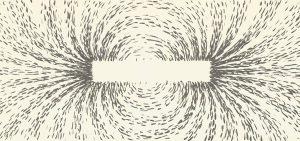 magnetic field illustration